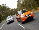 ซูบารุ Subaru XV 2.0i Premium เอ็กวี ปี 2012 ภาพที่ 04/16