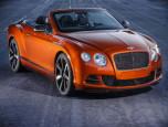 Bentley Continental GT Speed Convertible เบนท์ลี่ย์ คอนติเนนทัล ปี 2013 ภาพที่ 01/14