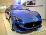Maserati GranTurismo Sport Standard มาเซราติ แกรนด์ตูริสโมสปอร์ต ปี 2013 ภาพที่ 11/16