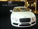 Bentley Continental GT V8 เบนท์ลี่ย์ คอนติเนนทัล ปี 2012 ภาพที่ 17/20