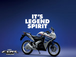 Honda CBR 150R 2016 Legend Spirit ฮอนด้า ซีบีอาร์ ปี 2016 ภาพที่ 1/6