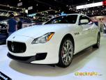 Maserati Quattroporte Diesel มาเซราติ ควอทโทรปอร์เต้ ปี 2014 ภาพที่ 10/18