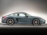 Porsche 718 Cayman ปอร์เช่ เจ็ดหนึ่งแปด ปี 2016 ภาพที่ 3/5