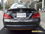 Mercedes-benz AMG CLA 45 AMG 4Matic เมอร์เซเดส-เบนซ์ เอเอ็มจี ปี 2014 ภาพที่ 11/18
