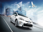 Toyota Prius 1.8 Top Grade โตโยต้า พรีอุส ปี 2012 ภาพที่ 01/16