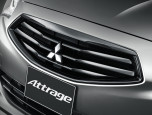 Mitsubishi Attrage Limited Edition White Pearl มิตซูบิชิ แอททราจ ปี 2019 ภาพที่ 3/7