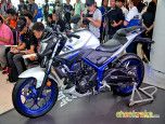 Yamaha MT-03 Standard ยามาฮ่า เอ็มที-03 ปี 2015 ภาพที่ 05/11