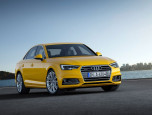 Audi A4 45 TFSI Quattro S Line ออดี้ เอ4 ปี 2017 ภาพที่ 1/8
