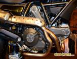 Ducati Scrambler Urban Warrior ดูคาติ สแคมเบอร์ ปี 2015 ภาพที่ 14/15