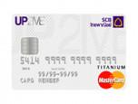 บัตรเครดิตไทยพาณิชย์ อัพทูมี (SCB UP2ME) SCB UP2ME WHITE CARD : ภาพที่ 2/3