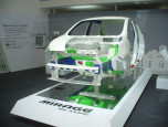 มิตซูบิชิ Mitsubishi Mirage GLX CVT มิราจ ปี 2012 ภาพที่ 20/20