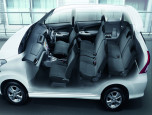 Toyota Avanza 1.5 E MT โตโยต้า อแวนซ่า ปี 2012 ภาพที่ 09/20