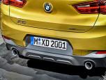 BMW X2 sDrive20i M Sport X บีเอ็มดับเบิลยู X2 ปี 2018 ภาพที่ 11/15
