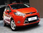 ฟอร์ด Ford Fiesta 5Dr 1.5 Sport Powershift เฟียสต้า ปี 2012 ภาพที่ 01/18