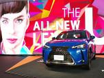 Lexus UX 250h Luxury เลกซัส ปี 2019 ภาพที่ 13/20