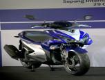 Yamaha Aerox 155 ABS ยามาฮ่า แอร็อกซ์ 155 ปี 2017 ภาพที่ 02/17
