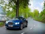 Bentley Continental GT Speed เบนท์ลี่ย์ คอนติเนนทัล ปี 2013 ภาพที่ 01/18