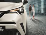 Toyota C-HR 1.8 Mid โตโยต้า ซี-เอชอาร์ ปี 2019 ภาพที่ 02/20
