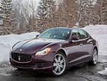 Maserati Quattroporte S มาเซราติ ควอทโทรปอร์เต้ ปี 2013 ภาพที่ 01/10