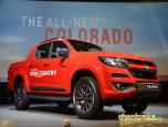 Chevrolet Colorado High Country 2.5 VGT 4X4 A/T เชฟโรเลต โคโลราโด ปี 2016 ภาพที่ 08/20