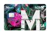รูป บัตรเครดิตไทยพาณิชย์ SCB M Legend Visa Infinite-ธนาคารไทยพาณิชย์ (SCB)