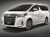 รูป โตโยต้า Toyota-Alphard 2.5 Hybrid MY2018-ปี 2018