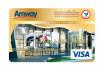 รูป บัตรเครดิตร่วมแอมเวย์ - กสิกรไทย บัตรทอง-ธนาคารกสิกรไทย (KBANK)