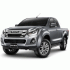 รูป อีซูซุ Isuzu-D-MAX V-Cross 2 Door 4x4 3.0 Ddi Z DVD Blue Power M/T MY18-ปี 2017