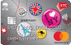 รูป บัตรเครดิต KTC TRAVEL PLATINUM MASTERCARD-บัตรกรุงไทย (KTC)
