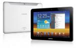 SAMSUNG Galaxy Tab 10.1 Wi-Fi+3G ซัมซุง กาแลคซี่ แท็ป 10.1 ไวไฟ พลัส 3 จี ภาพที่ 4/4