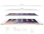 APPLE iPad Air 2 WiFi + Cellular 64GB แอปเปิล ไอแพด แอร์ 2 ไวไฟ พลัส เซลลูล่า 64GB ภาพที่ 8/8