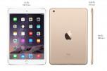 APPLE iPad Mini 3 WiFi + Cellular 128 GB แอปเปิล ไอแพด มินิ 3 ไวไฟ พลัส เซลลูล่า 128GB ภาพที่ 5/5
