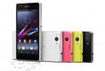 Sony Xperia Z1 Compact โซนี่ เอ็กซ์พีเรีย 1 คอมแพ็ค ภาพที่ 1/4