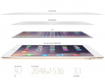 APPLE iPad Air 2 WiFi + Cellular 16GB แอปเปิล ไอแพด แอร์ 2 ไวไฟ พลัส เซลลูล่า 16GB ภาพที่ 8/8