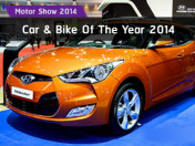 Car & Bike Of The Year 2014
