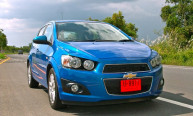 Chevrolet Sonic  Sonic So You