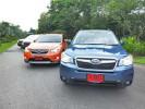 Subaru XV และ Forester