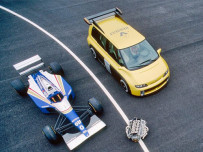 Renault Espace F1 ตำนานรถฟอร์มูลา-วัน ที่โลกตะลึง (มีคลิป)