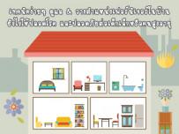 เทคนิคง่ายๆ ดูแล & วางตำแหน่งเฟอร์นิเจอร์ในบ้านยังไงให้ปลอดโรค และปลอดภัยต่อเด็กเล็กหรือคนสูงวัย