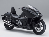 Honda NM4 - ซูเปอร์ไบค์ต้นแบบ ดีไซน์ล้ำแห่งอนาคต