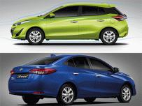 เทียบกันจะๆ New Toyota Yaris Ativ & Yaris Hatchback แบบไหนน่าใช้