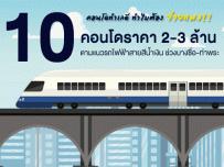 คอนโดทำเลดี ทำไมต้องจ่ายแพง!! รวม 10 คอนโดราคา 2-3 ล้าน ตามแนวรถไฟฟ้าสายสีน้ำเงิน ช่วงบางซื่อ-ท่าพระ