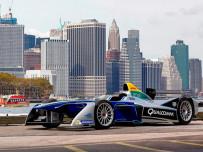 Formula E รถแข่งไร้มลพิษ