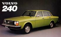 VOLVO 240 ตำนานความปลอดภัยจากยุค 70
