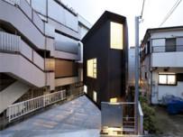 10 บ้านสุดผอม บนพื้นที่สุดแพงในญี่ปุ่น