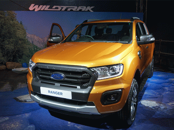 New Ford Ranger 2018