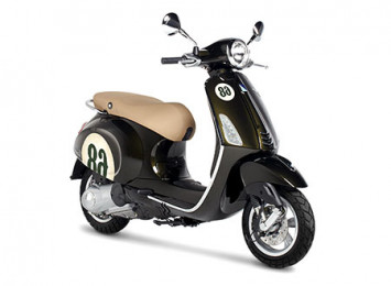 Vespa 68th Anniversary Limited Edition
