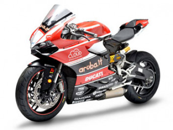 DUCATI 899 Panigale Superbike Team Limited Edition
