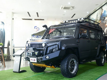 TR Transformer II 2.8 AT 4WD