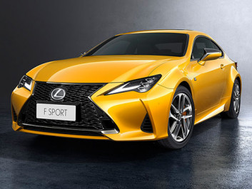 All-New Lexus RC 300, ES และ LS